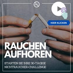 30-tägige Nichtraucher-Challenge