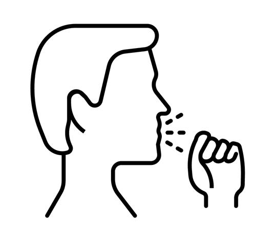 Mit jedem Huster erholt sich Ihr Körper vom jahrelangen Rauchen
